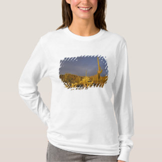 T-shirt cactus de saguaro, gigantea de Carnegiea, et