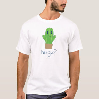 T-shirt Cactus Hugz - mignon