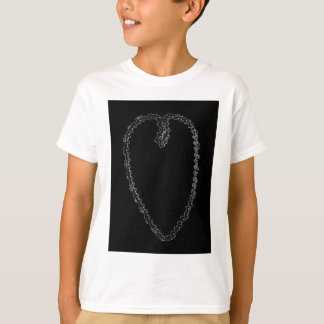 T-shirt Cadeau actuel de Valantines de chirurgien d'arbre