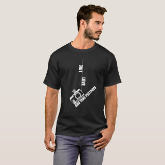 T-shirt Cadeau au photographe