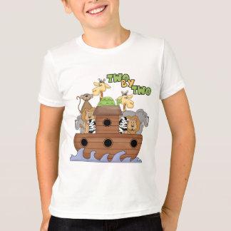 T-shirt Cadeau de chrétien de l'arche de Noé