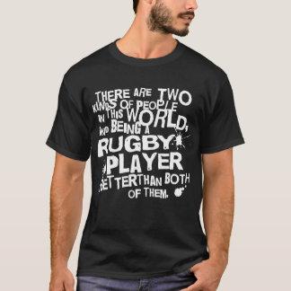 T-shirt Cadeau de joueur de rugby