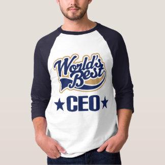 T-shirt Cadeau de Président (mondes meilleurs)