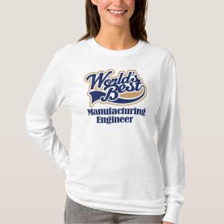 T-shirt Cadeau d'ingénieur de fabrication