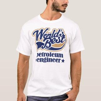 T-shirt Cadeau d'ingénieur de pétrole