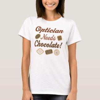 T-shirt Cadeau (drôle) d'opticien