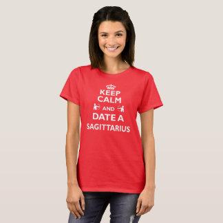 T-shirt Cadeau frais/drôle de zodiaque de Sagittaire -