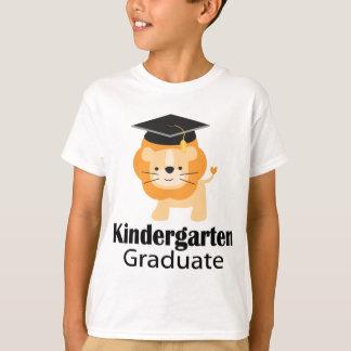 T-shirt Cadeau mignon d'obtention du diplôme de jardin