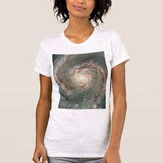 T-shirt Cadeau pur d'astronomie de V-Cou des dames M51
