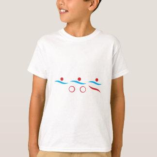 T-shirt Cadeau unique de triathlon