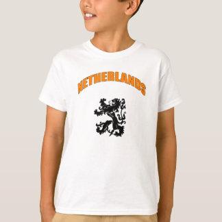 T-shirt Cadeaux 2010 néerlandais de Leeuw de Néerlandais