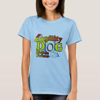 T-shirt Cadeaux d'agilité de Bichon Frise