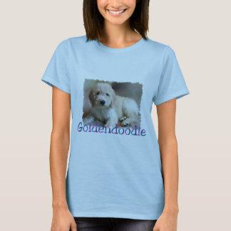 T-shirt Cadeaux d'amants de Goldendoodle