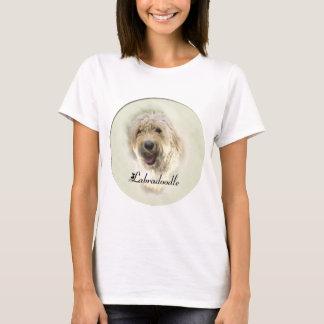 T-shirt Cadeaux d'amants de Labradoodle