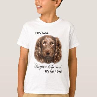 T-shirt Cadeaux d'art d'épagneul de Boykin