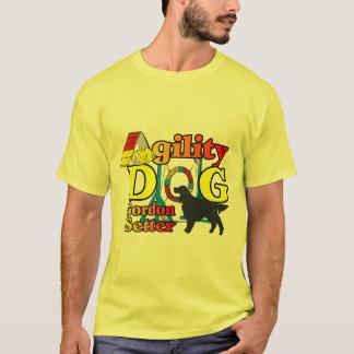 T-shirt Cadeaux de chemises d'agilité de poseur de Gordon