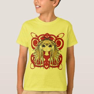 T-shirt Cadeaux de filles d'Anime