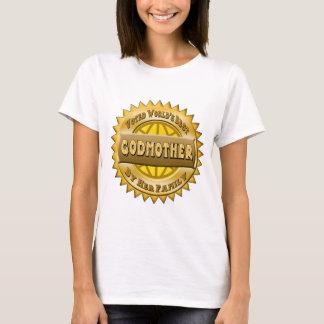 T-shirt Cadeaux de jour de mères de marraine