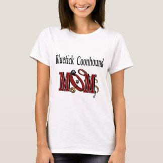 T-shirt Cadeaux de maman de Coonhound de Bluetick