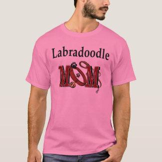 T-shirt Cadeaux de MAMAN de Labradoodle
