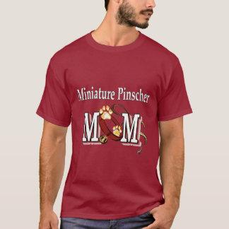 T-shirt Cadeaux de maman de Pinscher miniature