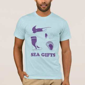 T-shirt Cadeaux de mer !