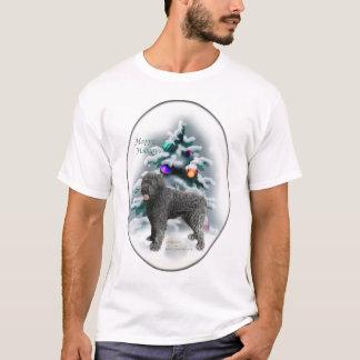 T-shirt Cadeaux de Noël de DES Flandres de Bouvier