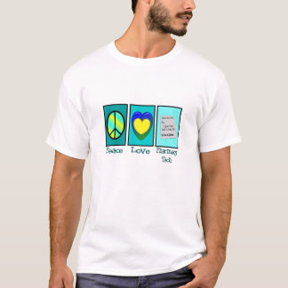 T-shirt Cadeaux de technicien de pharmacie