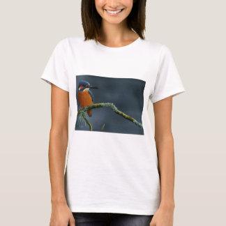 T-shirt Cadeaux lumineux de martin-pêcheur