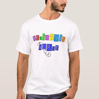 T-shirt Cadeaux pédiatriques d'infirmière