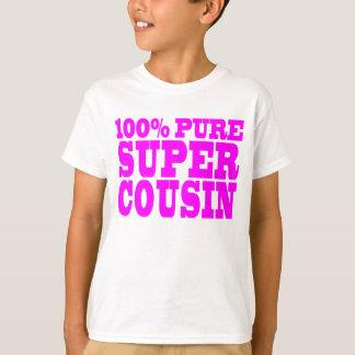 T-shirt Cadeaux roses frais pour des cousins : Cousin