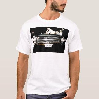 T-shirt Cadillac exposé, celui est DOPANT