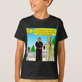 T-shirt cadran de 908 bouts (appel) la bande dessinée de