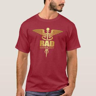 T-shirt Caducée d'or (rad)