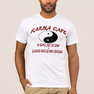 T-shirt Café de karma