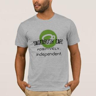 T-shirt Café de Sagebrush : Franchement indépendant