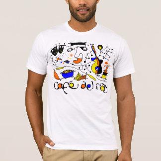 T-shirt Cafe Del Ray - fiesta