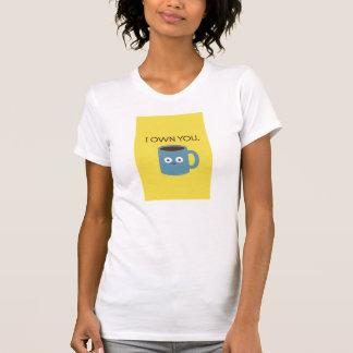 T-shirt café d'équipe