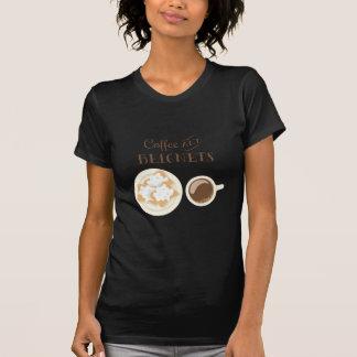 T-shirt Café et Beignets