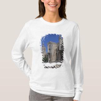 T-shirt Café, Le Palais des Papes, Avignon, Vaucluse,