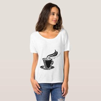 T-shirt Café ? Pièce en t