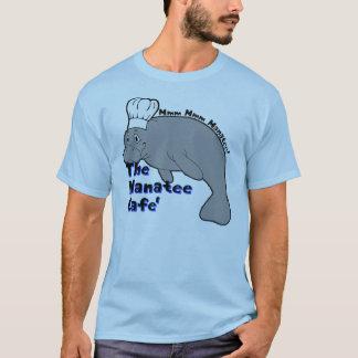 T-shirt Café T de lamantin