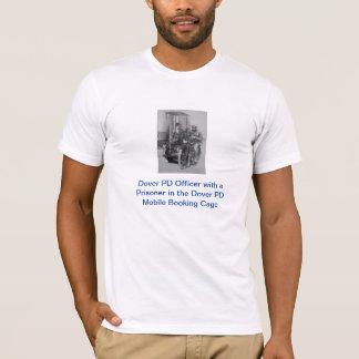 T-shirt Cage mobile de réservation de palladium de Douvres