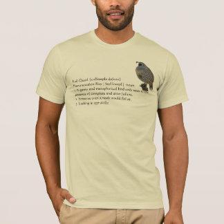 T-shirt Cailles d'échouer