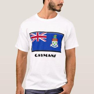 T-shirt Caïmans