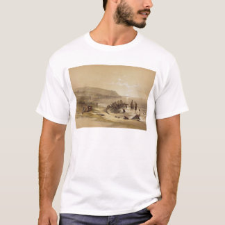 T-shirt Caiphas regardant vers le volume II du mont Carmel