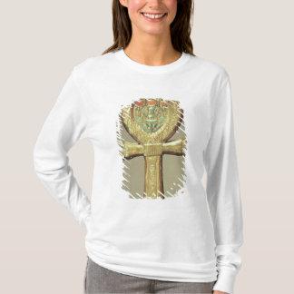 T-shirt Caisse de miroir sous forme d'ankh