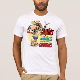 T-shirt Cajun fou
