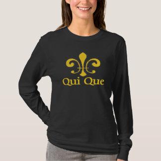 T-shirt Cajun Qui Que