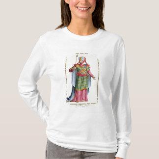 T-shirt Calamin-Han, empereur et Sovereign de l'Asie de 'R
